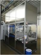 Machine dégraissage à solvant azéotrope - Machines solvants