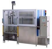 Machine dégraissage industriel écologique - Utilisation solvants azéotropes, co-solvants ou des solvants A3 purs avec rinçage