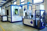 Machine ébavurage et lavage ultrason - Système d'ébavurage/fluxage haute pression