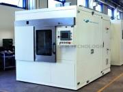 Machine ébavurage haute pression 1000 bars - Traitement de surface et polissage de pièces d'usinage