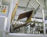Machine emballage cosmétique