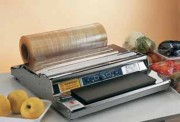 Machine emballage manuelle pour film - Dimensions (L x l x h) : 620 x 515 x 160 et 620 x 580 x 160 mm