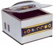 Machine emballage sous vide à gaz - Dimensions (L x l x h) : 430 x 370 x 420 et 530 x 470 x 450 mm