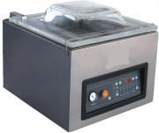 Machine emballage sous vide electrique à cloche - MACHINE EMBALLAGE SOUS VIDE A CLOCHE VMD-420