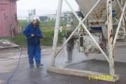 Machine et nettoyage d'installation - Machine et pièce