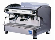 Machine expresso professionnelle 2 groupes - Puissance de chauffe : 3100 - 3800 W