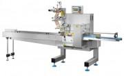 Machine flow pack de mise sous film - Cartérisation aux normes CE