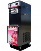 Machine glace italienne à pompes - Production : 28 à 38 litres par heure 330-420 cônes/heure