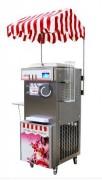 Machine glace italienne professionnelle gaz réfrigérant - Production : 17 à 28 litres par heure