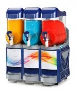 Machine Granitas professionnelle 3 x 10 litres - Capacité des cuves : 3 x 10 litres