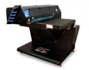 Machine industrielle d'impression uv - Taille maxi d'impression : 700/1300 mm x 1500 mm