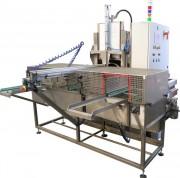 Machine lavage par aspersion immersion - Charge admissible : de 50 à 700 kg