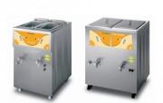 Machine maturation glace - Mix pasteurisés et préalablement refroidis à 4°C   -  Mix pasteurisés à 85°C
