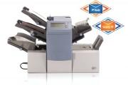 Machine mise sous enveloppe automatique 3 postes - Vitesse (env./h) : > 3 000