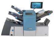 Machine mise sous enveloppe automatique avec écran tactile - Empileur d'enveloppes motorisé de haute capacité