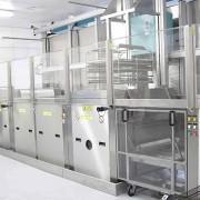 Machine nettoyage ultrasons aéronautique - Élimination totale des salissures