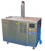 Machine nettoyage ultrasons multifréquence - Contenance réservoir principal : de 100 à 770 litres