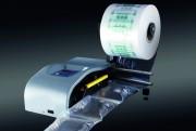 Machine de fabrication des coussins d'air - Type et Largeurs Film : PE / 200mm ou 400mm