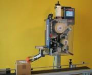 Machine pose étiquettes adhésives - Automatiques, Semi-automatiques, Pose recto verso, Pose au tour de produit