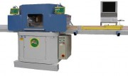 Machine pour couper le bois - Capacité : 350 mm à 90 degrés (75 x 350 - 100 x 300 m)