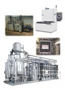 Machine pour dégraissage industriel - Séchage air chaud ou sous vide