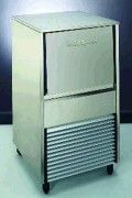 Machine pour glaçons creux 122 kg - Capacité : 122 kg - 775 watt