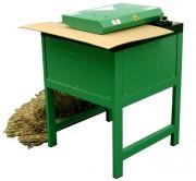 Machine recyclage carton en matériau de calage d'emballage - Capacité de production : 1-2 m3/h