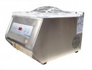 Machine sous vide pour emballage - Dimension max. de travail (mm) : 326 x 240 x 90