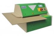 Machine table pour calage carton - Machine plus économique et plus écologique
