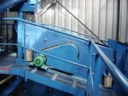 Machine tri et traitement déchets