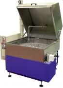 Machines de lavage industrielle par aspersion - 2 modèles - Capacité du réservoir : 100 et 125 L