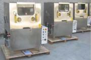 Machines de lavage par aspersion - A panier rotatif pour l'industrie - Nettoyage efficace
