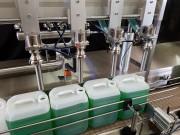 Machines de remplissage linéaire - Machine d'emballage et conditionnement linéaire