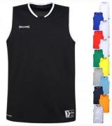 Maillot de Basketball pour homme - Logo Spalding norme FIBA