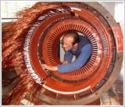 Maintenance électrobobinage industriel