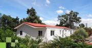 Maison à ossature métallique - Capacité de Support : jusqu'à 210 km/h