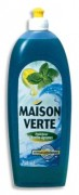 MAISON VERTE Liquide vaisselle menthe agrumes 750ml 65500001 - MAISON VERTE