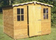 Maisonnette de jardin en bois