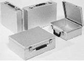 Malette aluminium - Capacité (L) : 15 - 20 - 24 - 28