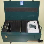 Malle cantine aluminium - Standard ou sur mesure