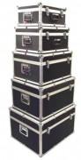 Malle de transport aluminium - Charge utile (kg) : 30 - 40 - 50 - 70