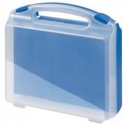 Mallettes en plastique - Dimensions(L x l x H) : 365 x 245 x 105 mm - Capacité : de 6 a 33 pièces