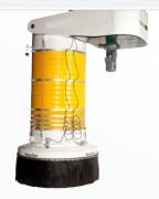 Manches de chargement pour stockage au sol - Entrées avec ou sans filtre intégré