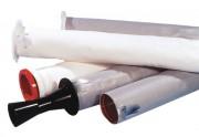 Manches filtrantes - Diamètres : 100 à 660 mm