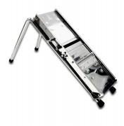 Mandoline professionnelle de cuisine - Epaisseur de coupe : 3 – 10 mm