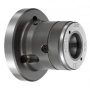 Mandrin porte pince rotatif pneumatique - Le collier utilisé doit être conforme à la norme DIN 6343
