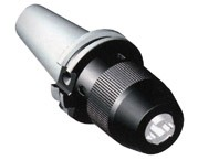Mandrins de perçage monoblocs DIN 69871 - Attachment cône ISO