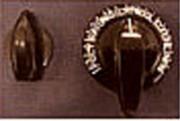 Manettes du thermostat - Pièces détachées fer