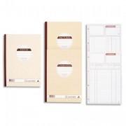Manifold autocopiant recette/dépense format 21x29,7cm, 50 feuillets dupli - Le Dauphin