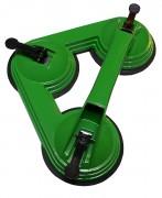 Manipulateur à ventouse en caoutchouc à levier - 3 coupes Charge 120 kg